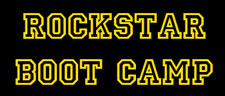 Rockstar Boot Camp